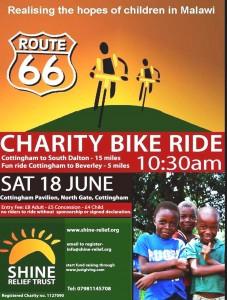 Sponsored Bike Ride 2011